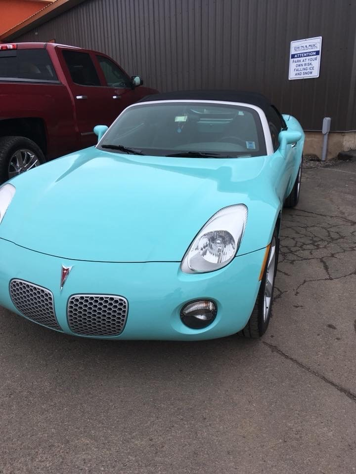 Pontiac Solstice After